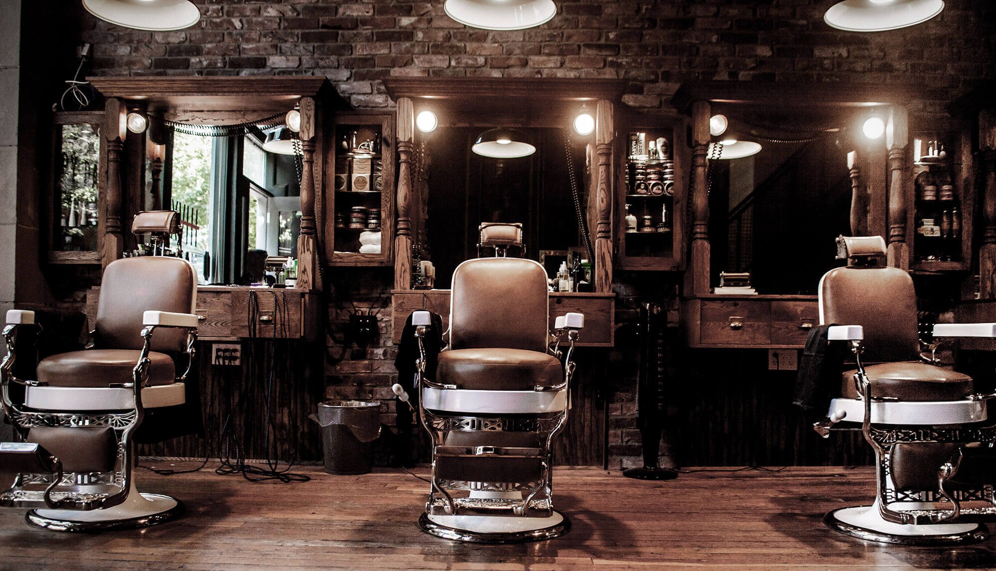 Modern barber chair - Barber Chairs Types Electric Reclining Hydraulic Heavy Duty Furnish Style