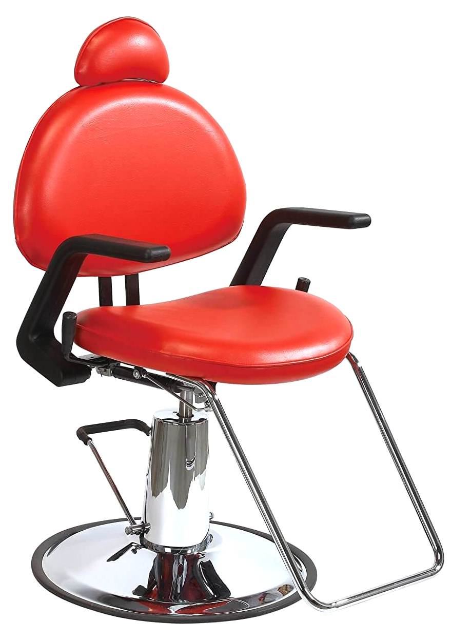 The All Purpose Hydraulic Recline Barber Chair Is A Nice Choice If Youu0027re  Looking For Barber Chairs For Sale That Are Small, Modern, And Perfect For  ...