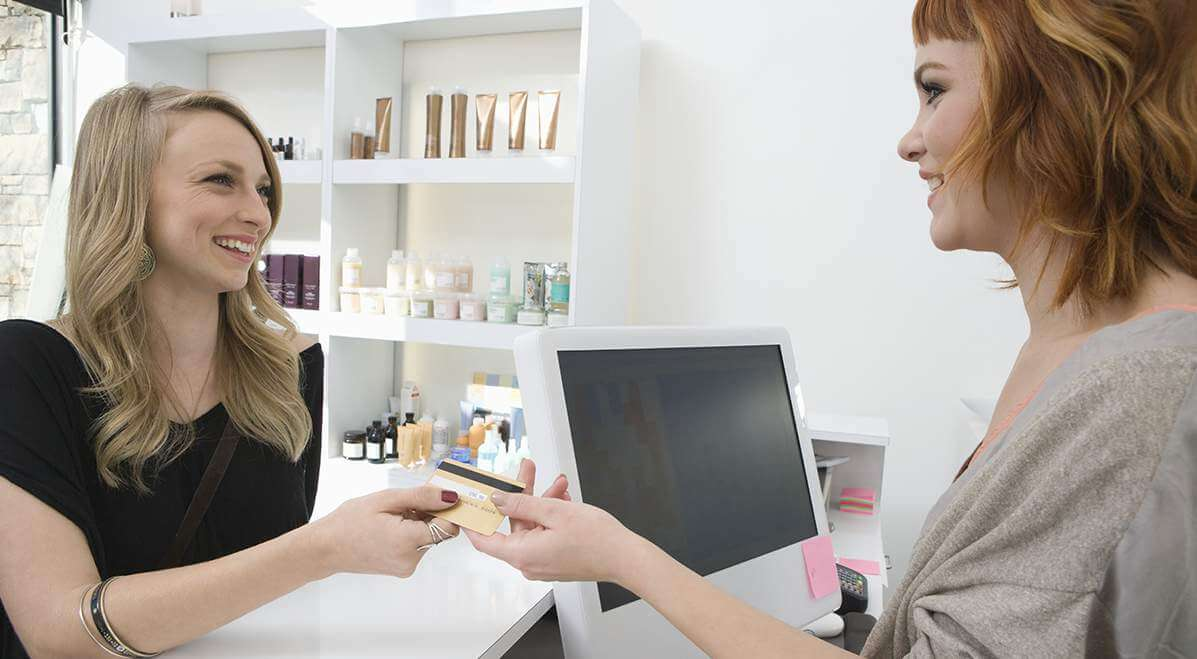 6 Stunning Salon Reception Desks Ideal For Hair Spa And
