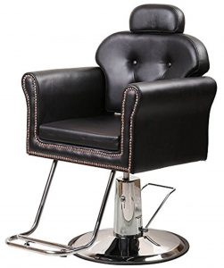 Danyelbeauty Deluxe Modern Reclining Beauty Lash Extension Chair