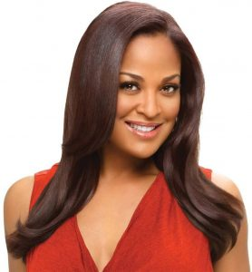 Laila Ali LADR5604 Ionic Soft Bonnet Dried Hair
