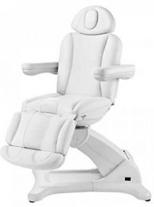 Medi Spa Electric Rotating Reclining Eyelash Extension Chair