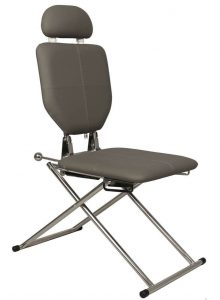 Minerva Portable Reclining Eyelash Chair